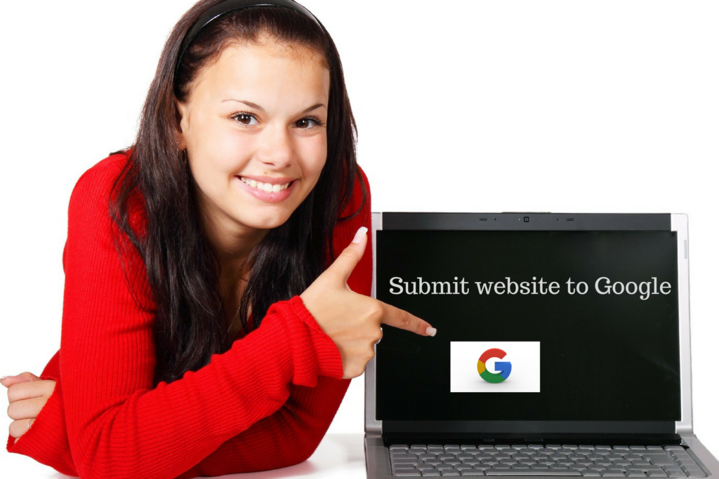 learn how to submit your website to google tutorial in hindi